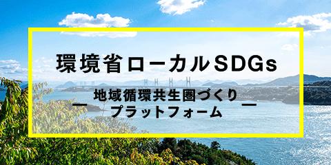 環境省ローカルSDGs 地域循環共生圏づくりプラットフォーム
